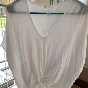 Leith blouse